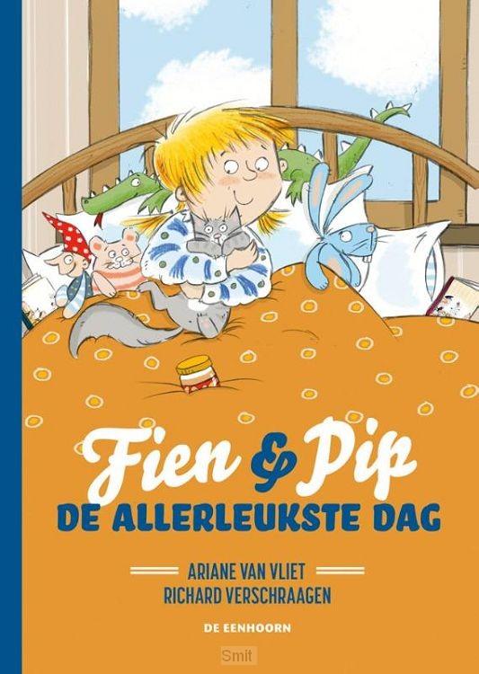 Fien en Pip - De allerleukste dag