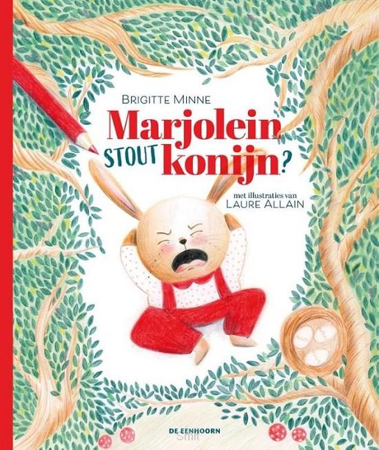 Marjolein, stout konijn?
