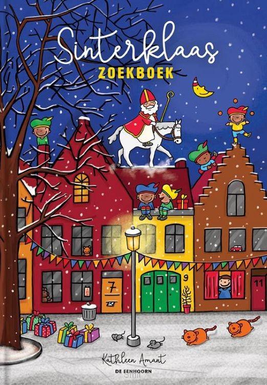 Sinterklaas zoekboek