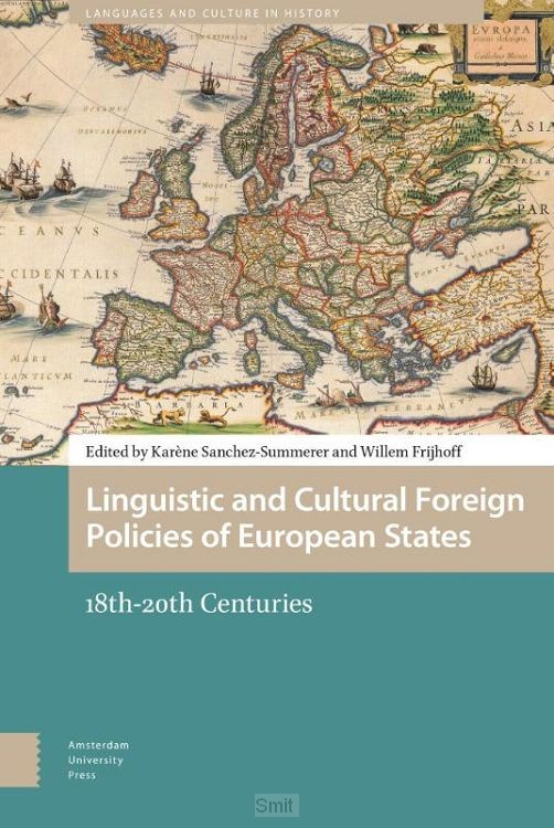 Linguistic and cultural foreign policies of european states