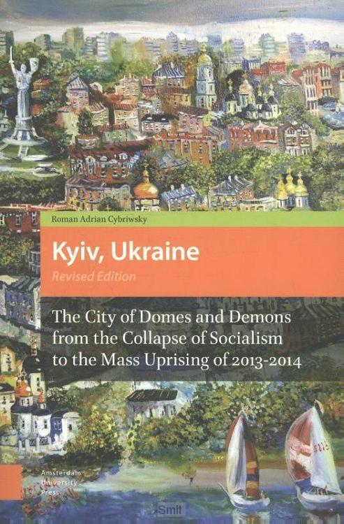 Kyiv, Ukraine - Revised Edition