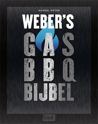 Weber's Gas BBQ bijbel