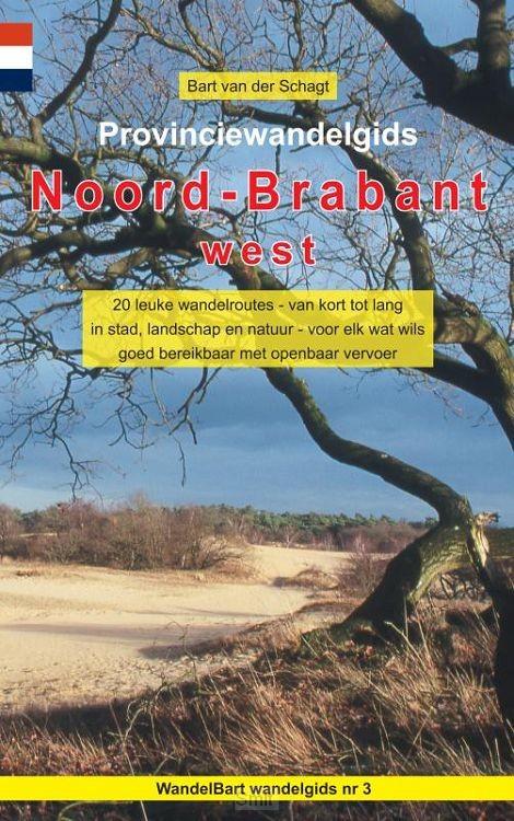 Provinciewandelgids Noord-Brabant west