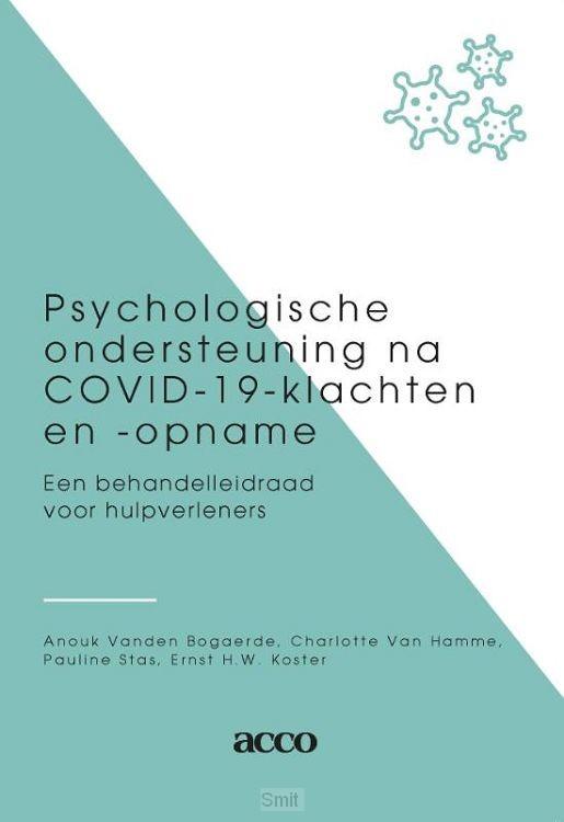 Psychologische ondersteuning na Covid-19-klachten en opname
