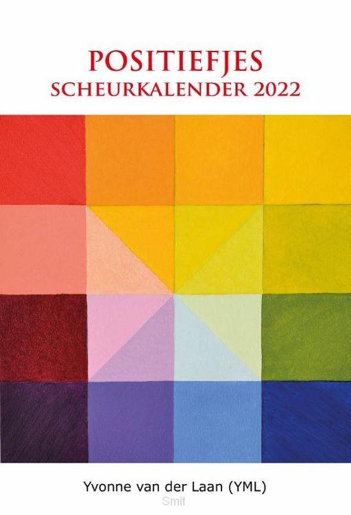 Positiefjes Scheurkalender - 2022