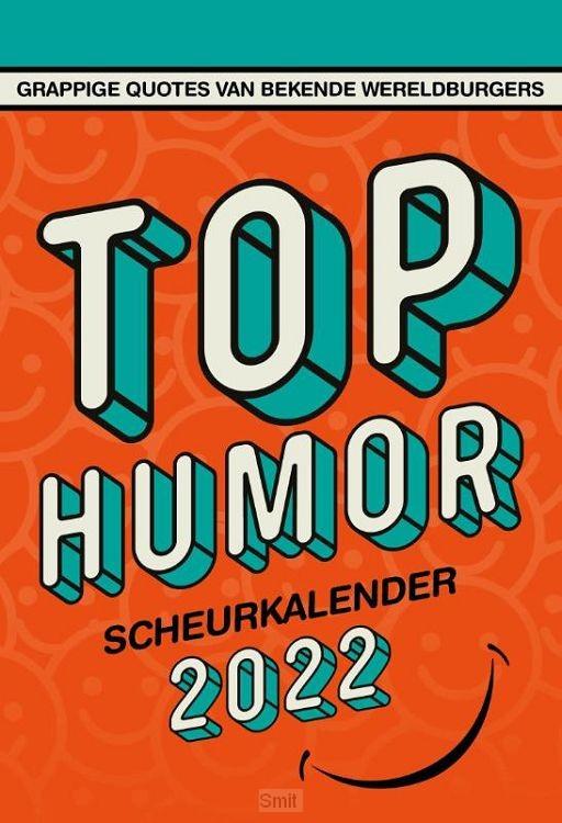 Top Humor scheurkalender - 2022