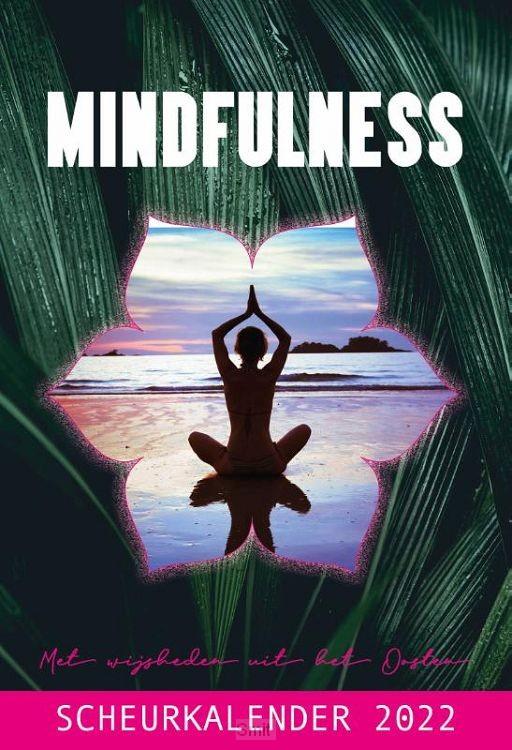 Mindfulness scheurkalender - 2022