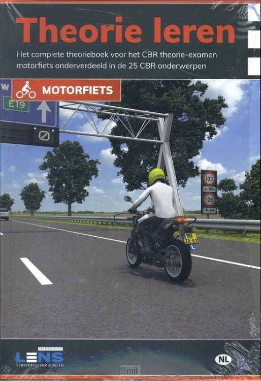 Theorie leren motorfiets met examentraining