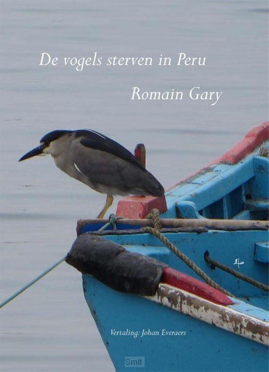 De vogels sterven in Peru