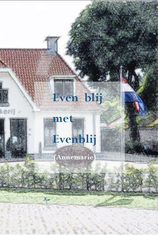 Even blij met Evenblij (Annemarie)