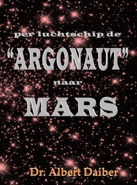 Per luchtschip de 'Argonaut' naar Mars