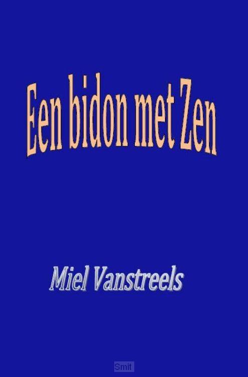 Een bidon met Zen