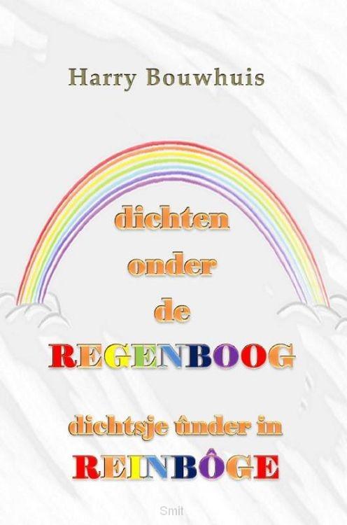 dichten onder de regenboog