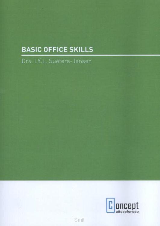 Basic office skills