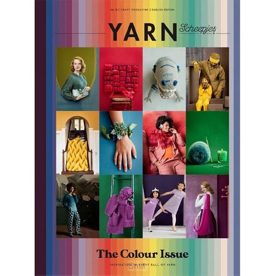 Scheepjes YARN Bookazine 10 The Colour Issue UK