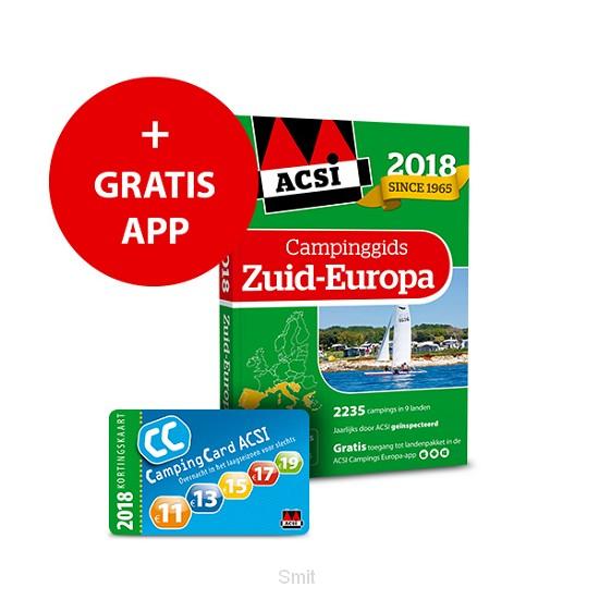 ACSI Campinggids Zuid-Europa