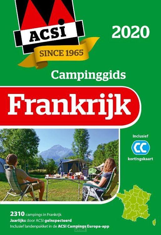 ACSI Campinggids Frankrijk / 2020