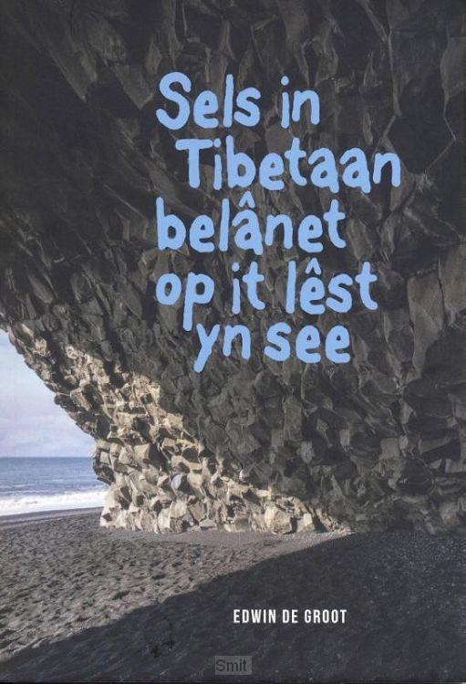 Sels in Tibetaan belânet op it lêst yn de see