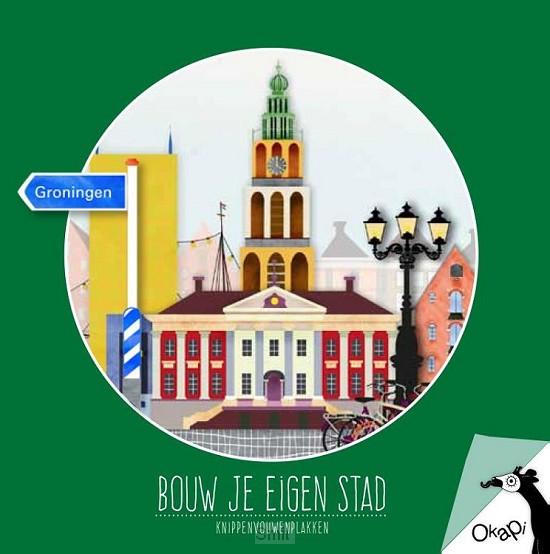 Bouw je eigen stad Groningen (set van 5)