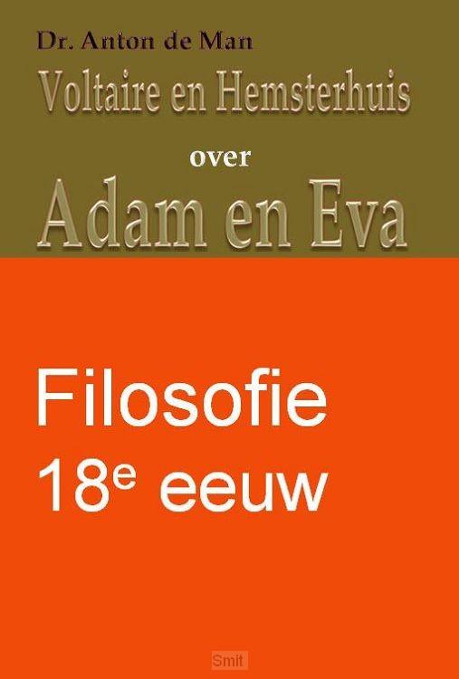 Voltaire en Hemsterhuis over Adam en Eva
