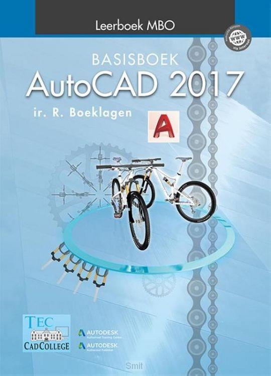 MBO / AutoCAD 2017 / leerboek