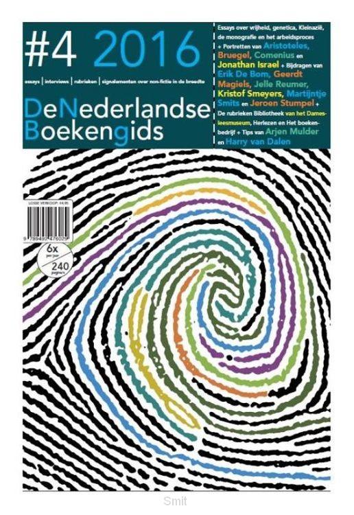 De Nederlandse Boekengids / 2016-4