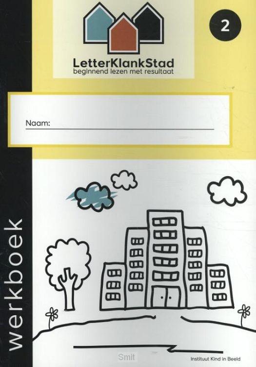 beginnend lezenmet resultaat 2 / LetterKlankStad / Werkboek