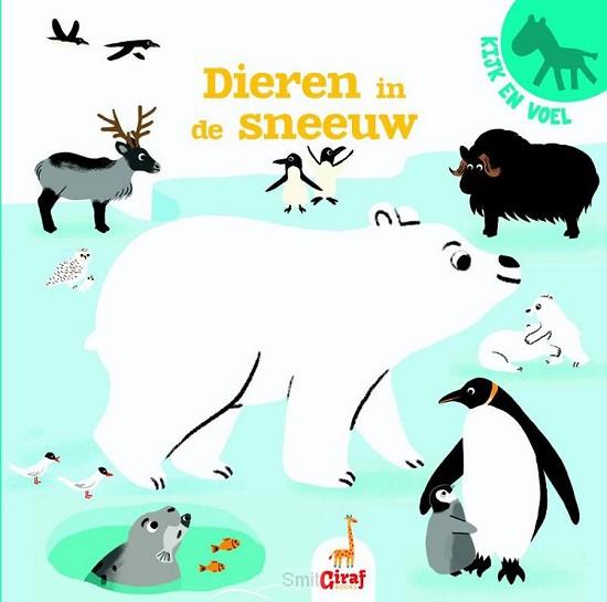Dieren in de sneeuw