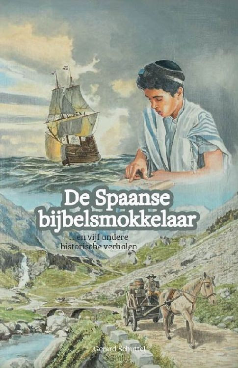 Spaanse bijbelsmokkelaar