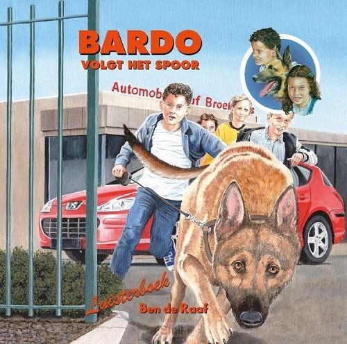 Bardo volgt het spoor LUISTERBOEK