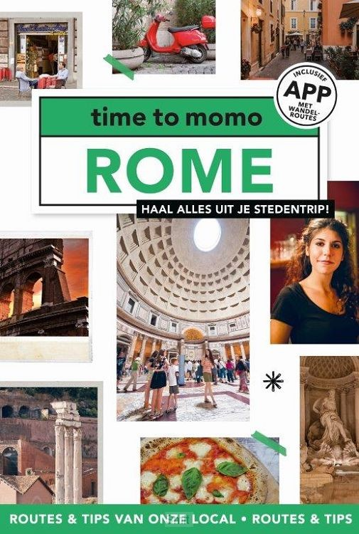 Schots* time to momo Rome