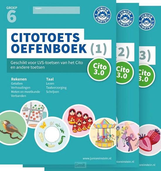 Citotoets Oefenboeken / groep 6