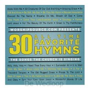 30 all time favorite hymns