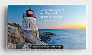 2021 28 month planner Lighthouse