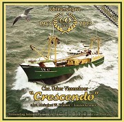 60 jaar Chr Urker Visserskoor Crescendo