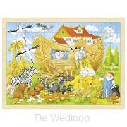 Ark van Noach, Puzzel