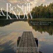 Be Still & Know (CD)