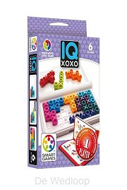 Spel IQ Xoxo 6+