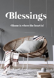 Wenskaart blessings