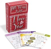 101 Ways to say I Love You (51 beidseiti