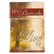 101 Proverbs To Live By - Boxes Of Bless