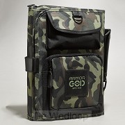 Armor of God - Tri-Fold Camo Bible Organ