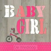 Wenskaart baby girl