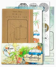 Bijbeljournaling craftpakketje Op reis