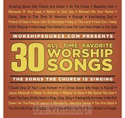 30 All Time Favorite Worship Songs -2CD