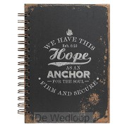We have this Hope as an Anchor - Large W