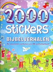 2000 stickers bijbelverhalen.