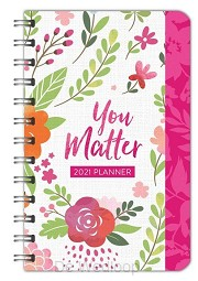 2021 Planner You Matter
