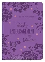 2022 Planner Daily encouragement women
