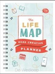 2022 Creative planner Life map
